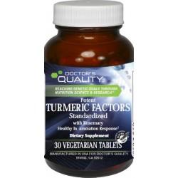 Turmeric Factors