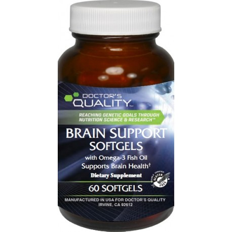 Brain Support Softgels