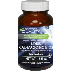 Liquid Cal Mag Zinc & D3