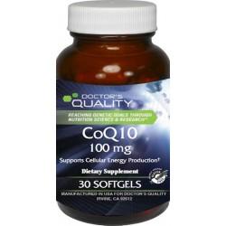 CoQ10 100 mg Softgels