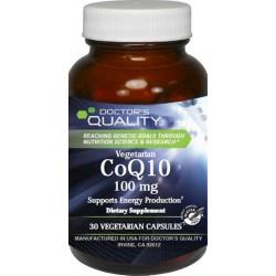 CoQ10 100 mg Veg Cap