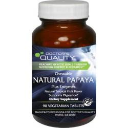 Chewable Natural Papaya