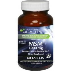 MSM 1,000 mg