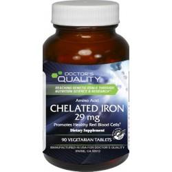 Chelated Iron 29 mg