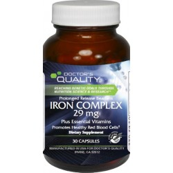 Iron Complex 29 mg