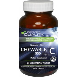 Chewable Vitamin C 500 mg
