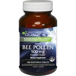 Natural Bee Pollen 500 mg